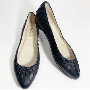 Louise et Cie Pointy Black Flats